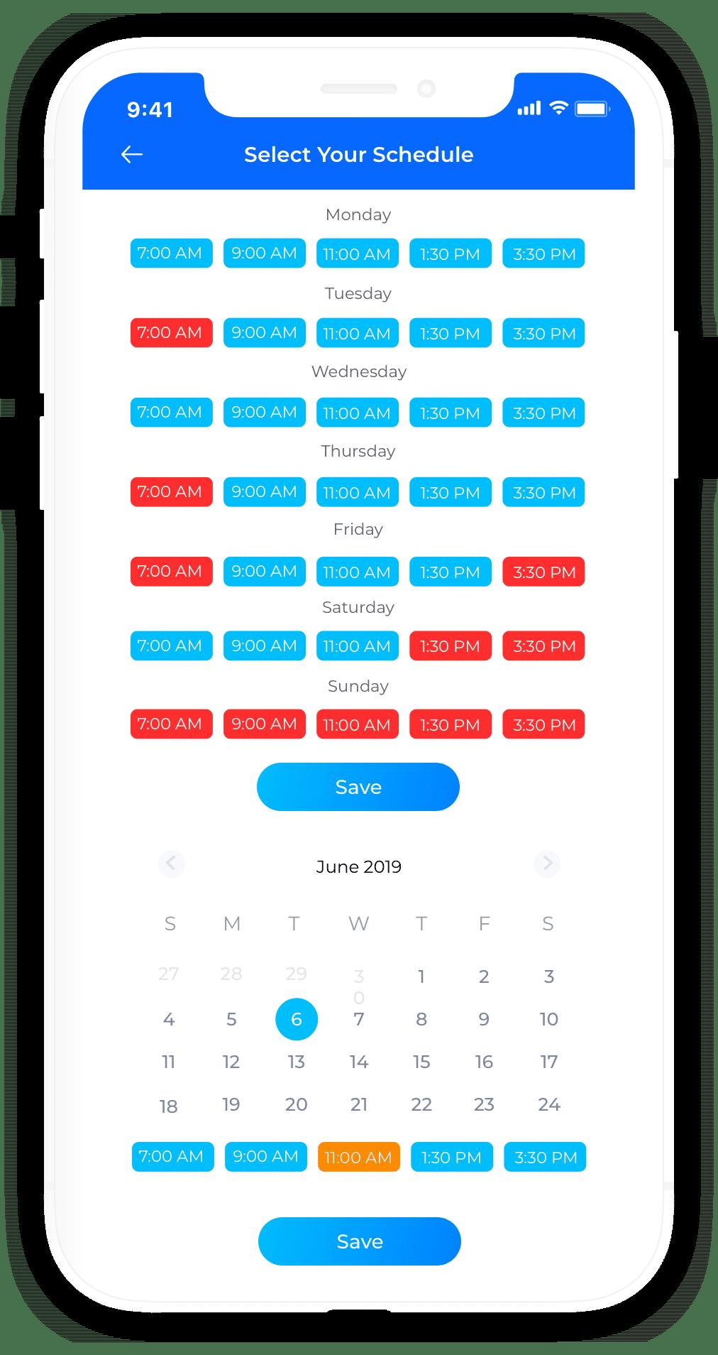 online calendar scheduling