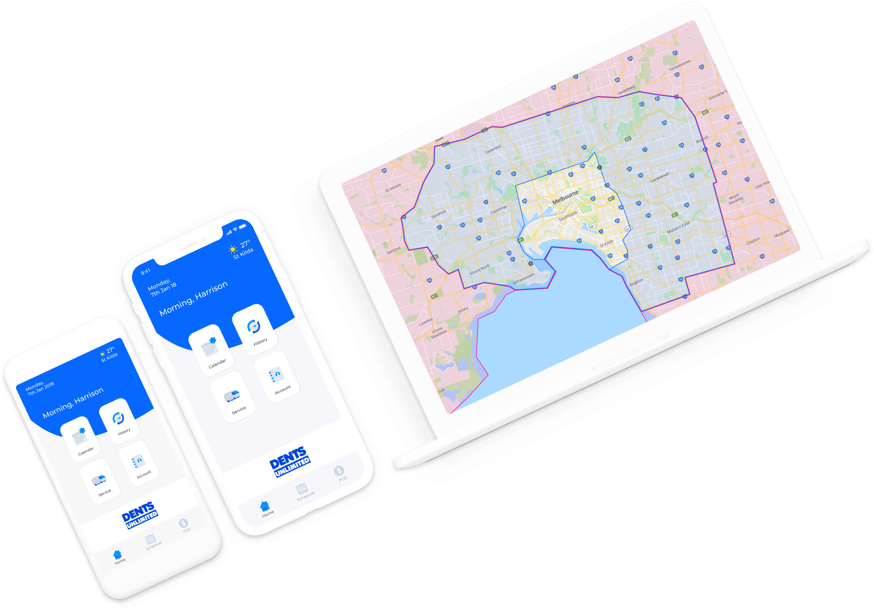 appointment calendar app