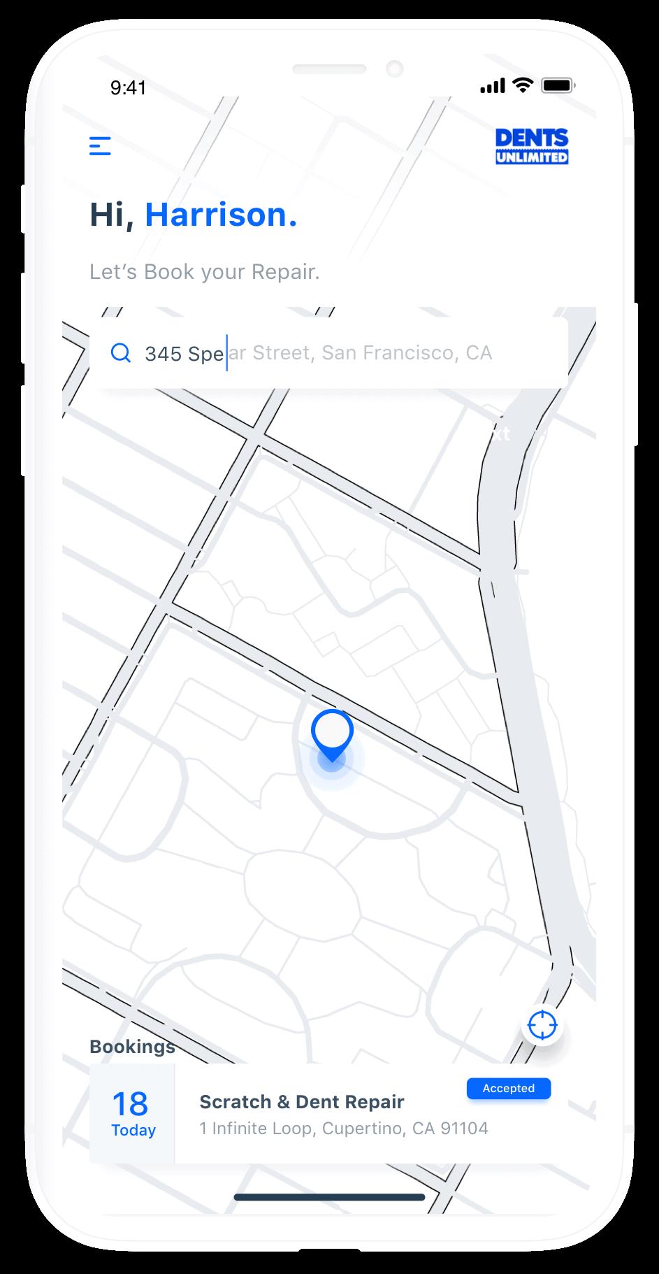Mobile Customer App